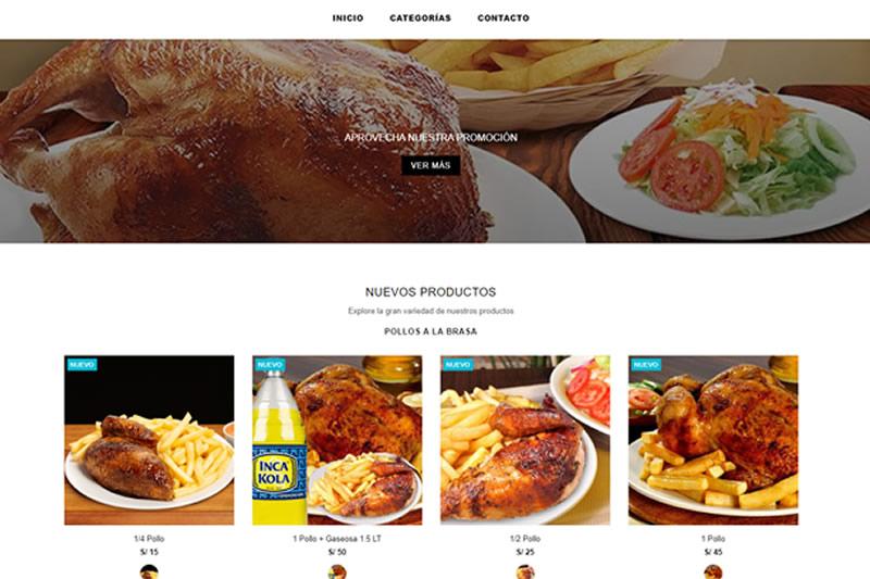 Pollería Pico Chicken